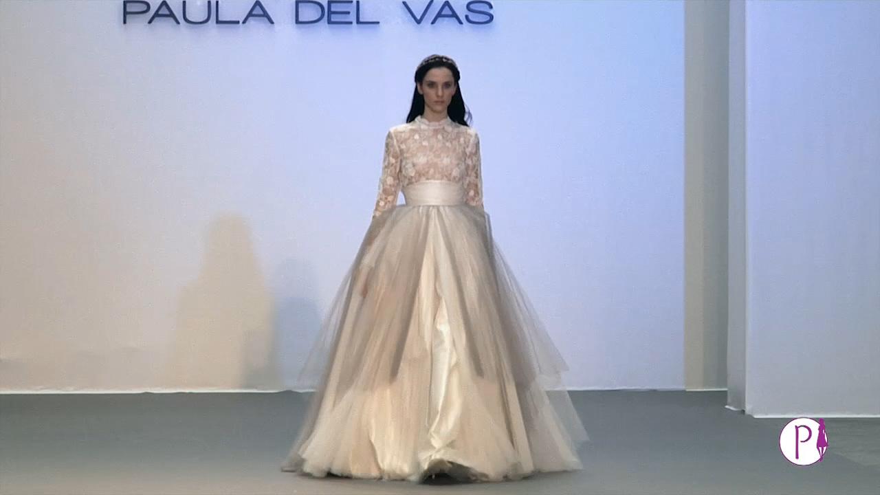 Paula del Vas, VESTIDOS DE NOVIA.
