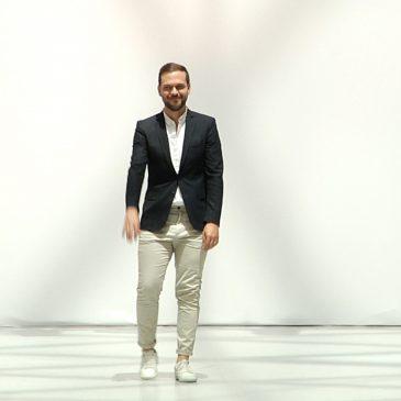 ARCADIO DOMINGUEZ  Pasarela Costura España 2015