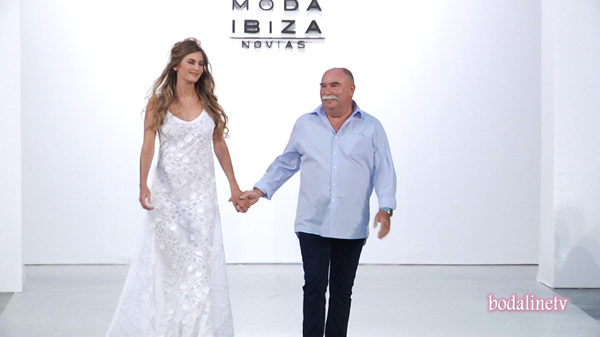 LUIS FERRER MODA ADLIB  Pasarela Costura España 2015