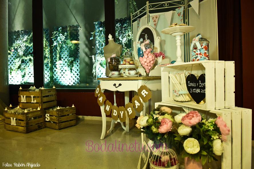 Decoracion vintage para tu boda bodalinetv for Decoracion de eventos vintage