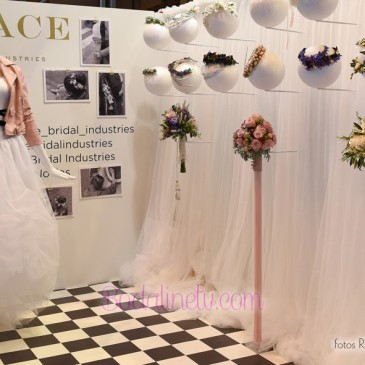 GRACE BRIDAL INDUSTRIES ARTE FLORAL