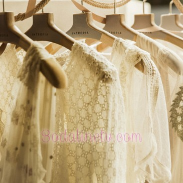 INTROPIA Atelier vestidos de novia
