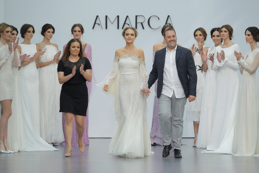 AMARCA en la Madrid Bridal Week 2017