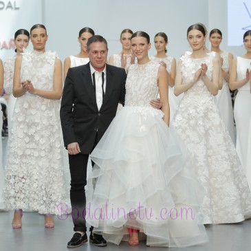 HANNIBAL LAGUNA en Madrid Bridal Week 2017