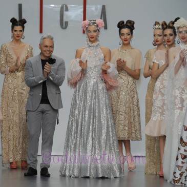 JUAN CARLOS ARMAS EN LA MADRID BRIDAL WEEK 2017