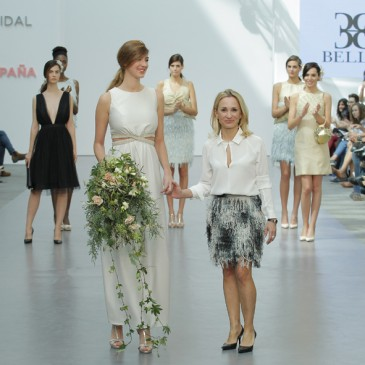 ANA BELLO EN LA MADRID BRIDAL WEEK 2017