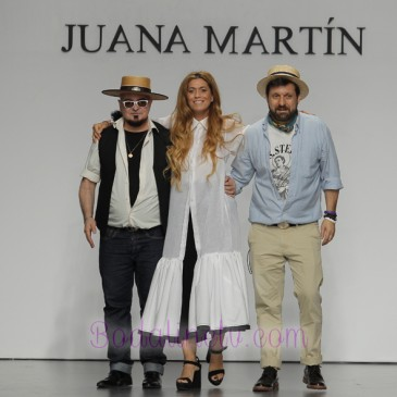 JUANA MARTIN EN LA MADRID BRIDAL WEEK 2017