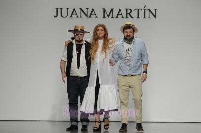 JUANA MARTIN EN LA MADRID BRIDAL WEEK 2017