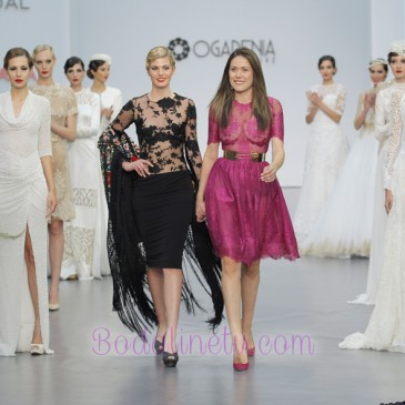 OGADENIA COUTURE EN LA MADRID BRIDAL WEEK 2017