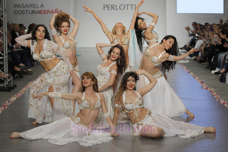 PERLOTTI EN LA MADRID BRIDAL WEEK 2017