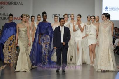 PERLOTTI EN LA MADRID BRIDAL WEEK 2017