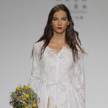 PILUCA BAYARRI EN LA MADRID BRIDAL WEEK 2017