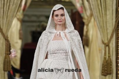 ALICIA RUEDA EN ATELIER COUTURE 2018