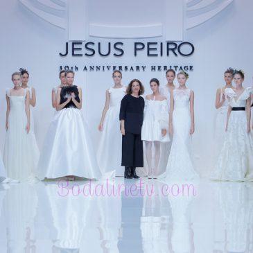 JESUS PEIRO EN LA BARCELONA BRIDAL WEEK 2018