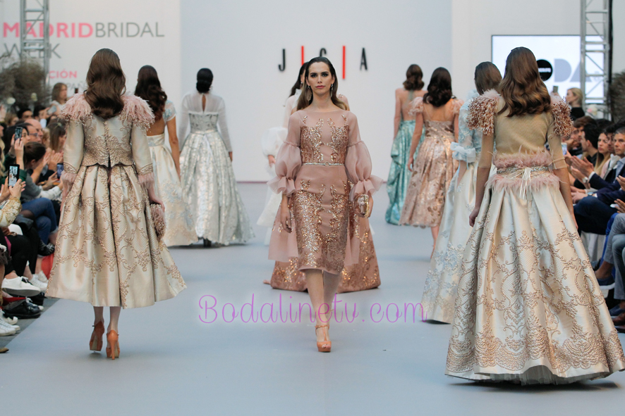JUAN CARLOS ARMAS EN LA MADRID BRIDAL WEEK 2018