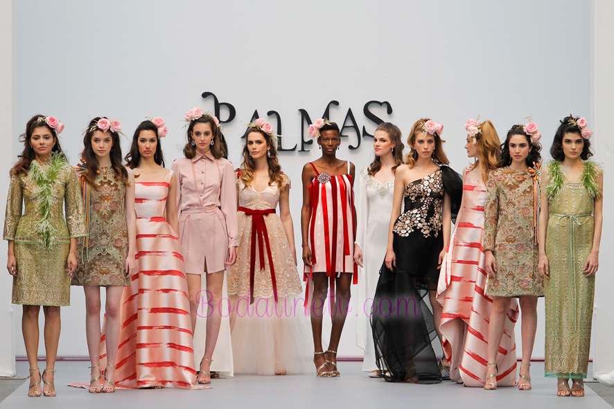 PEDRO PALMAS EN LA MADRID BRIDAL WEEK 2018