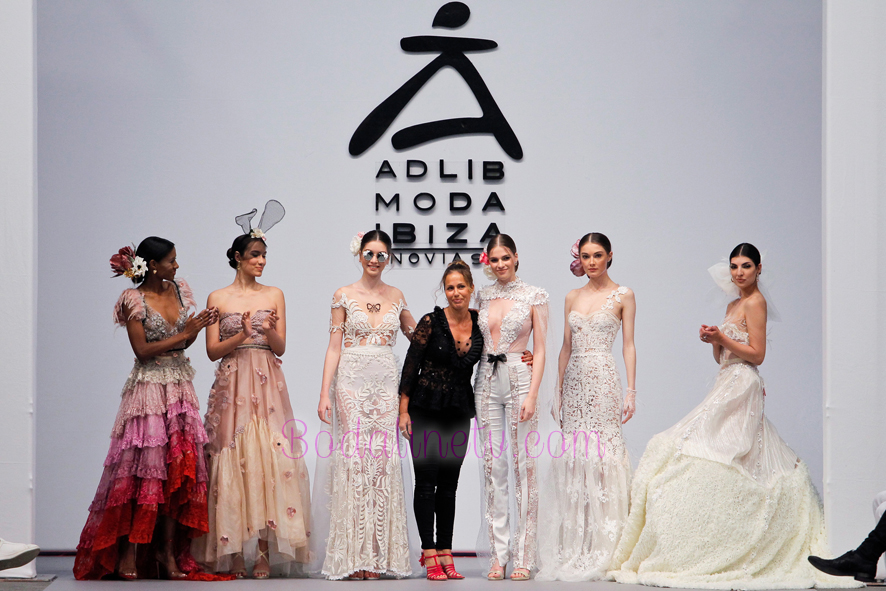 VIRGINIA VALD EN LA MADRID BRIDAL WEEK 2018