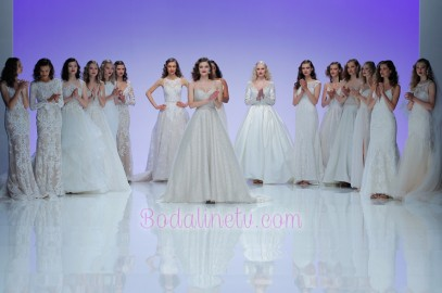 MAGGIE SOTTERO EN LA BARCELONA BRIDAL WEEK 2018