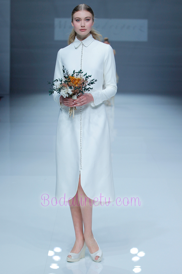 MAR RODRIGUEZ EN LA BARCELONA BRIDAL WEEK 2018