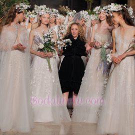 REEM ACRA EN LA BARCELONA BRIDAL WEEK 2018