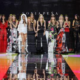 SONIA PEÑA EN LA BARCELONA BRIDAL WEEK 2018