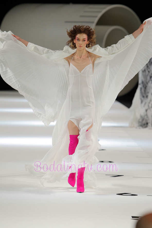 YOLANCRIS EN LA BARCELONA BRIDAL WEEK 2018