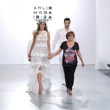 IBIMODA NOVIAS  Pasarela Costura España 2015