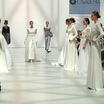 OGADENIA DIAZ,  Pasarela Costura España 2015