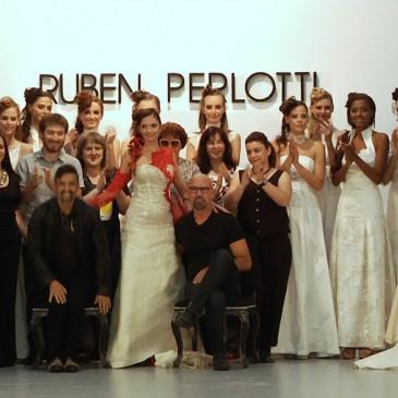 RUBEN PERLOTTI, en la Pasarela Costura España 2015.