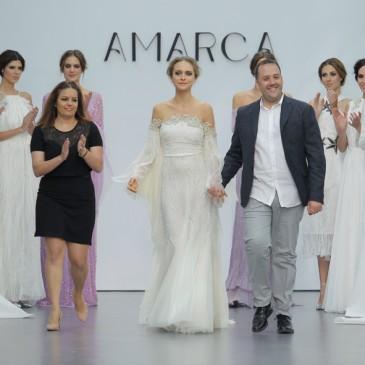 AMARCA en la Madrid Bridal Week 2017