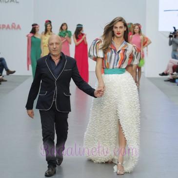 JOSE GARCIA COSTURA EN LA MADRID BRIDAL WEEK 2017