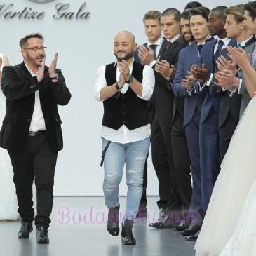 VERTIZE GALA EN LA MADRID BRIDAL WEEK 2017