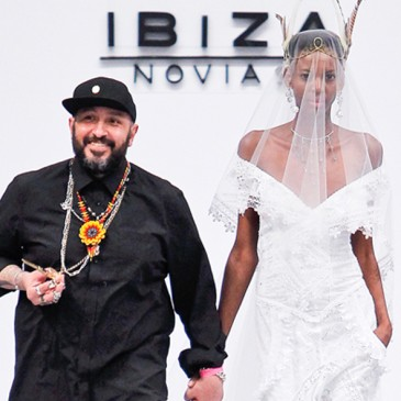 TONY BONET EN LA MADRID BRIDAL WEEK 2018