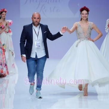 ALEJANDRO RESTA EN BARCELONA BRIDAL WEEK 2018