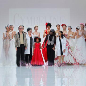 CYMBELINE EN LA BARCELONA BRIDAL WEEK 2018
