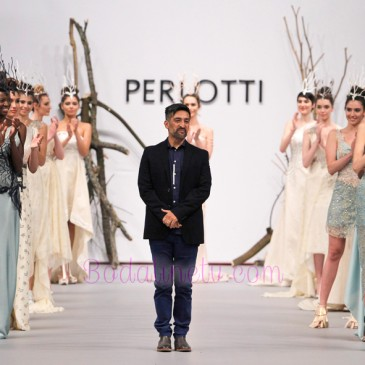 PERLOTTI EN LA MADRID BRIDAL WEEK 2018
