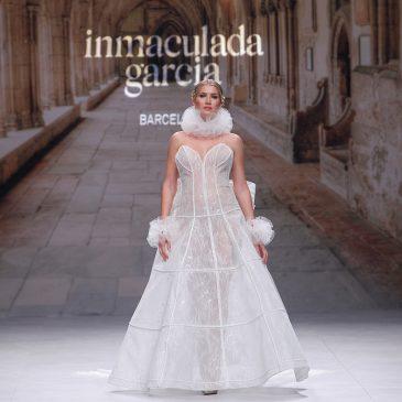NOVIAS INMACULADA GARCIA 2019